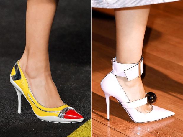 Модные каблуки