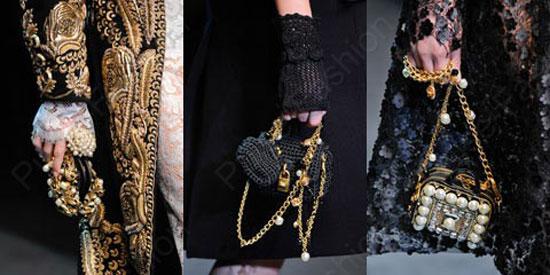 Модные детали и декор сумки