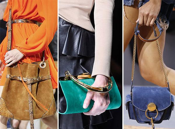 Модные материалы