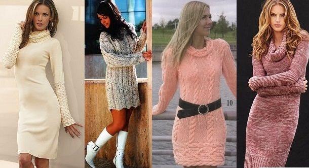 Вязаная одежда