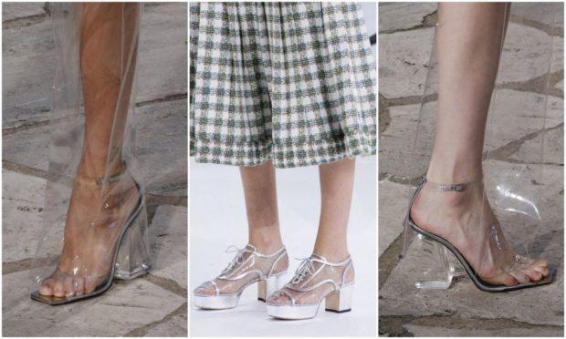 Пластиковая обувь