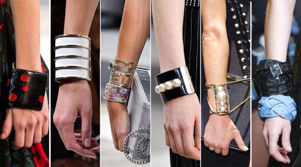 Модные браслеты