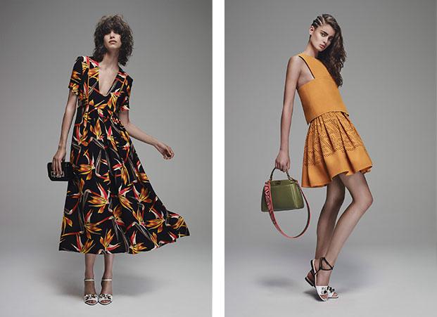 Модная одежда летом 2016