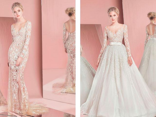 0c23590c14e Красивые свадебные платья   фото модных трендов