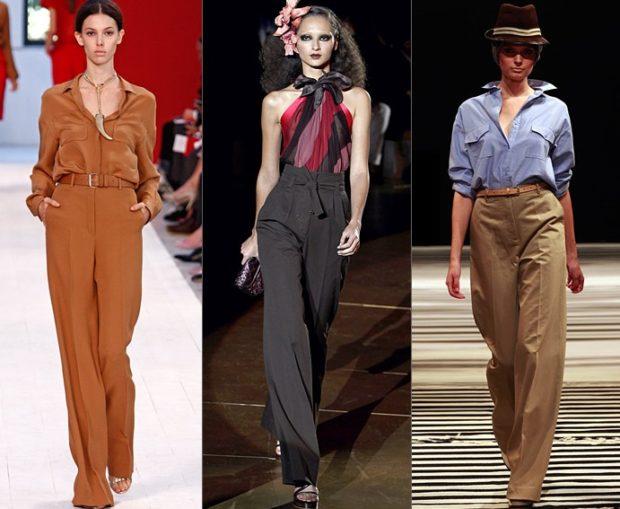 Модные брюки 2016