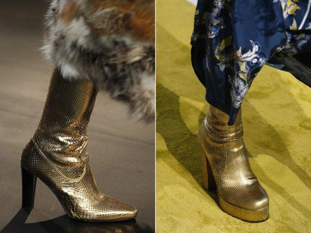 Изящная женская обувь
