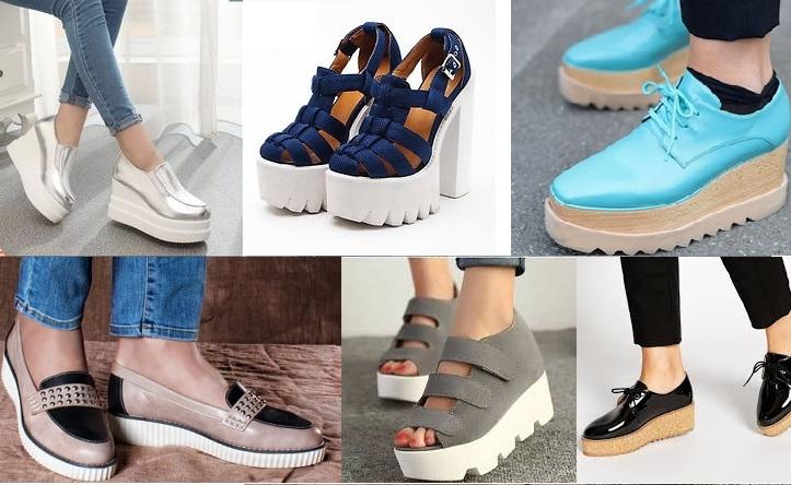 Оригинальные туфли на платформе Туфли на платформе bccf832dbf6