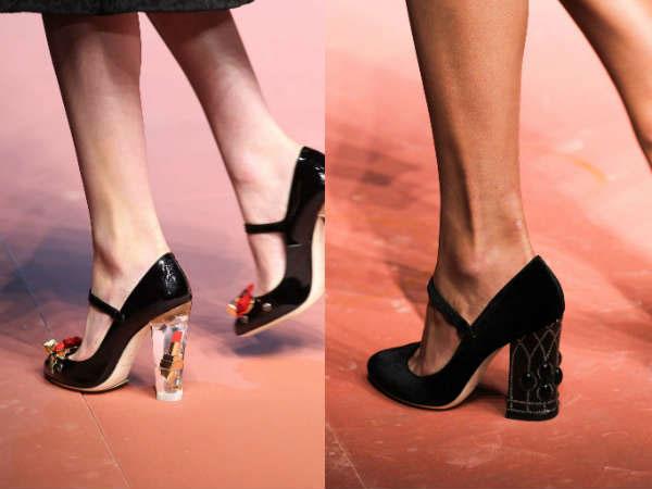 Большие каблуки