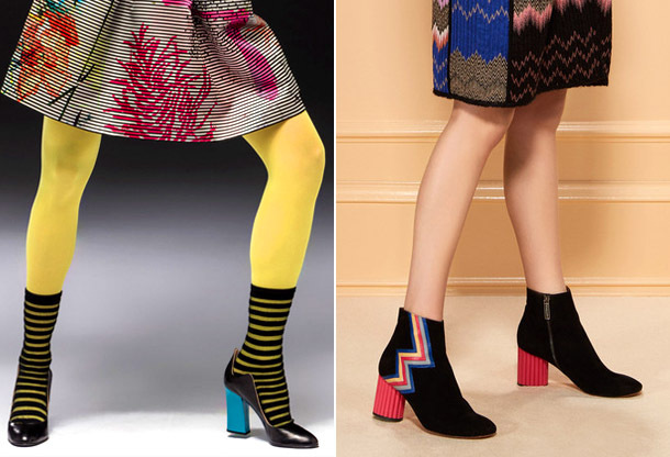 Оригинальные туфли