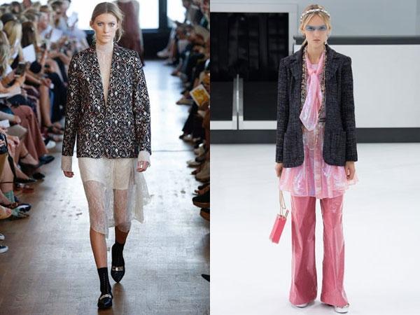 Классические пиджаки