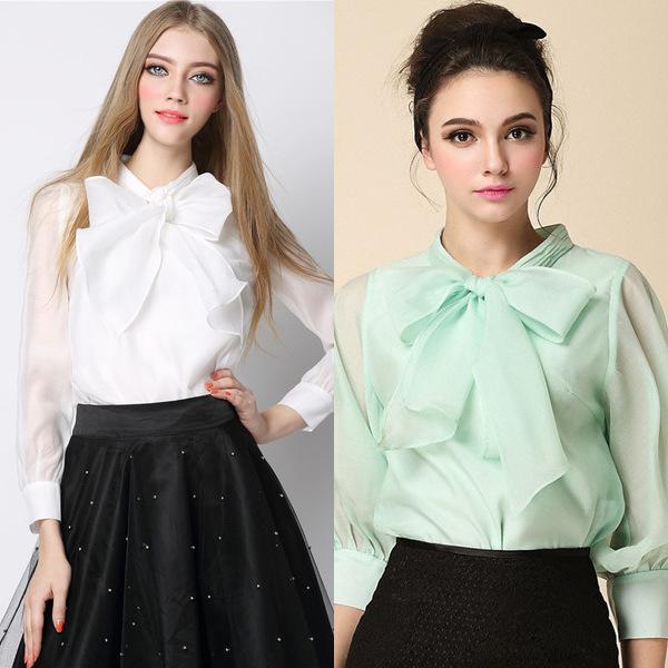 Стильные блузки