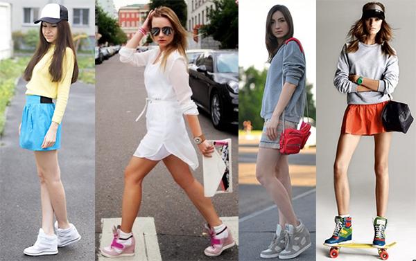 Теннисные юбки