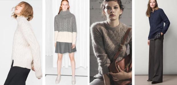 С чем комбинировать свитер в мужском стиле