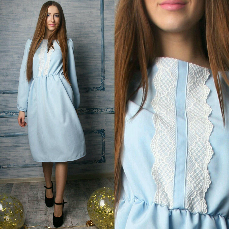 1257692176c6108 Кружевные платья : фото модных тенденций