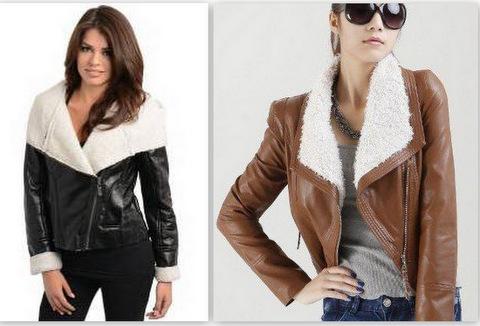 Меховые куртки