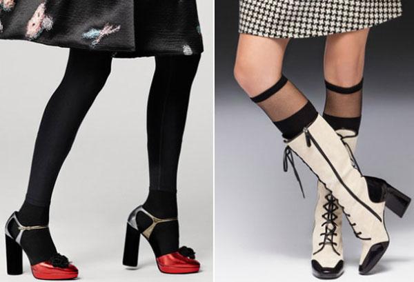 Актуальная обувь