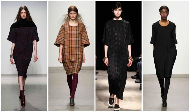 7ed57baca75a Повседневные платья 2019 : фото самых модных трендов