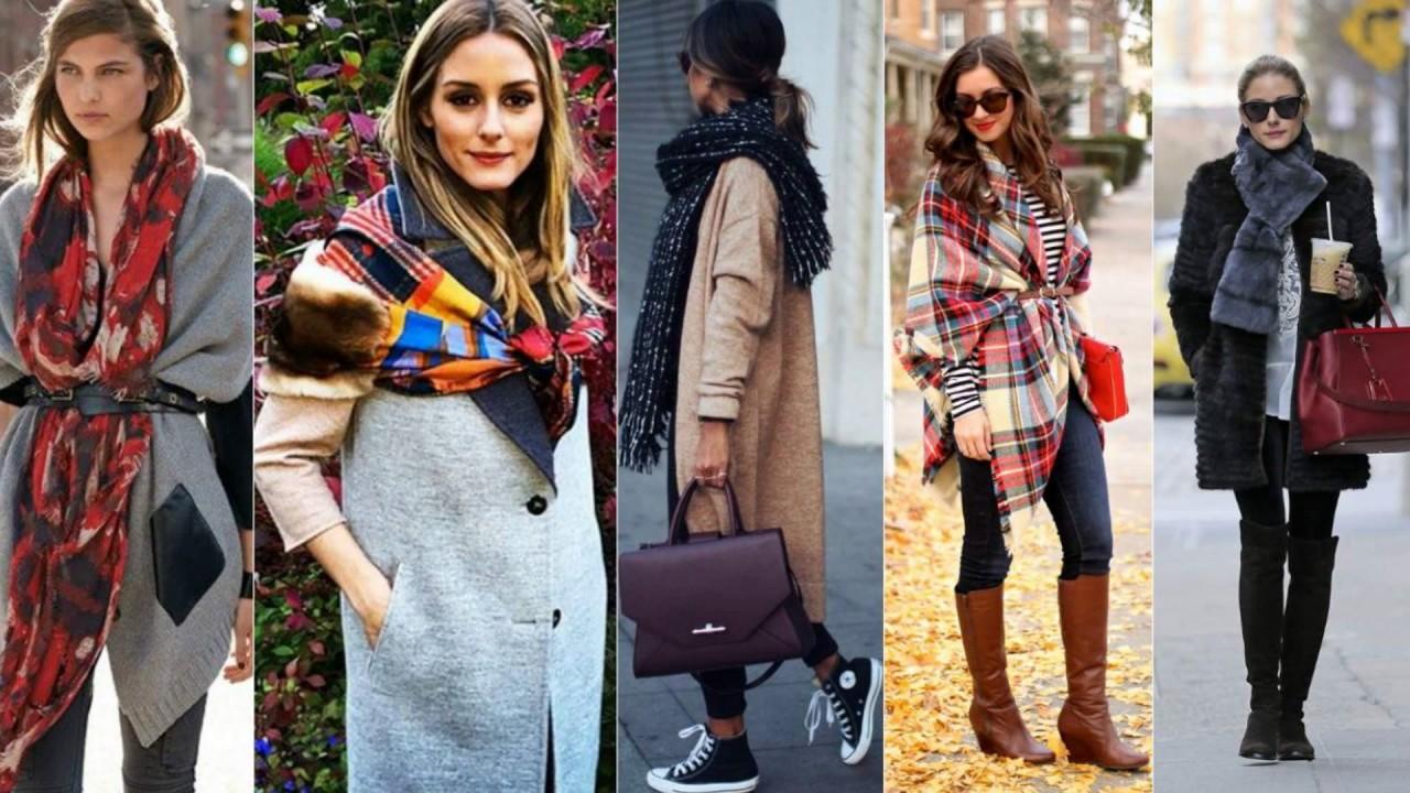 Что носить осенью, чтобы быть в тренде в 2019 году