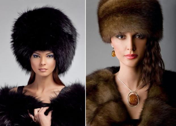 Женские шапки