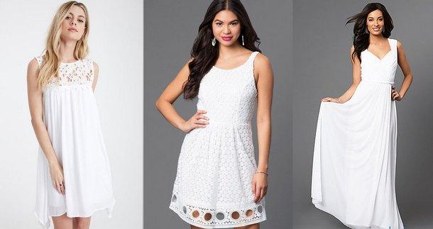 Минималистические платья