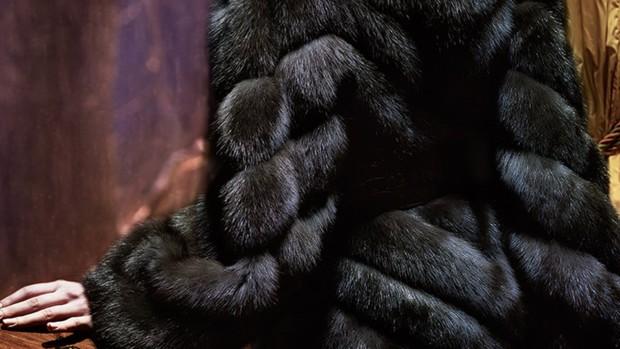 Соболиная шуба