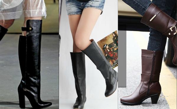 Модные сапоги